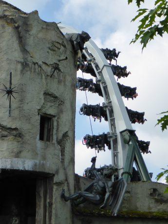Flug der Dämonen Heide Park