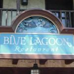Blue Lagoon Restaurant Disneyland Parijs
