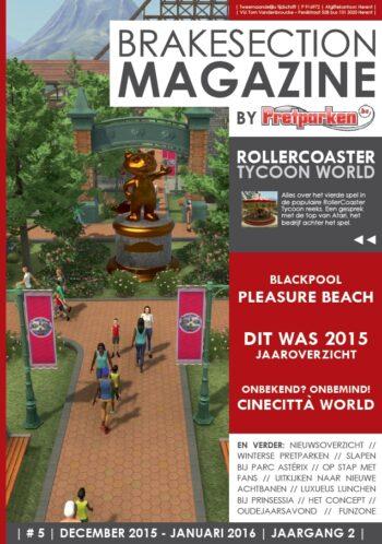 Brakesection Magazine December 2015
